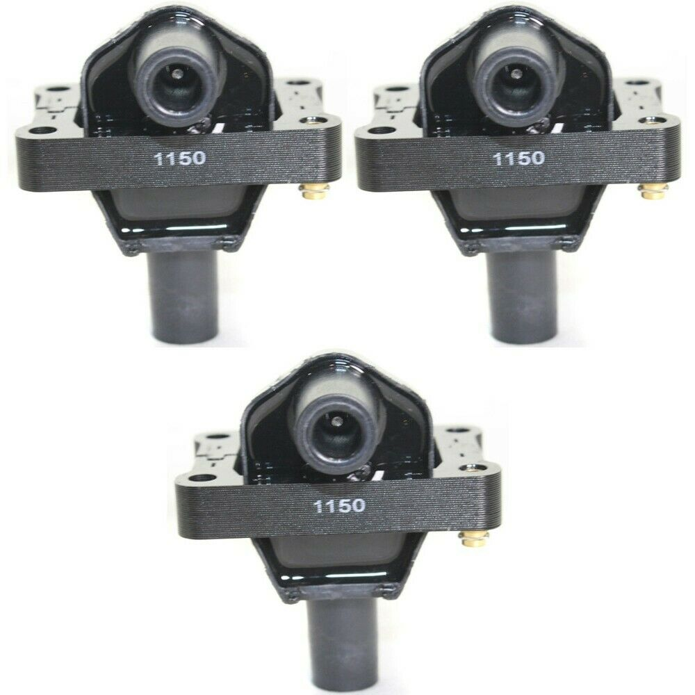 Ignition coil for 94 97 mercedes benz e320 c280 set of 3 for Ebay car parts mercedes benz