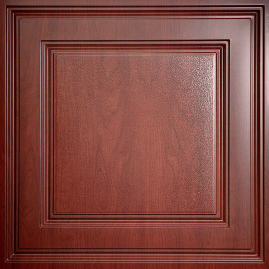 Faux Wood Ceilume Stratford Ceiling Tiles Box Of 20 Ebay