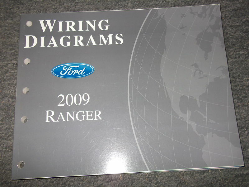 2009 Ford Ranger Truck Electrical Wiring Diagrams Shop