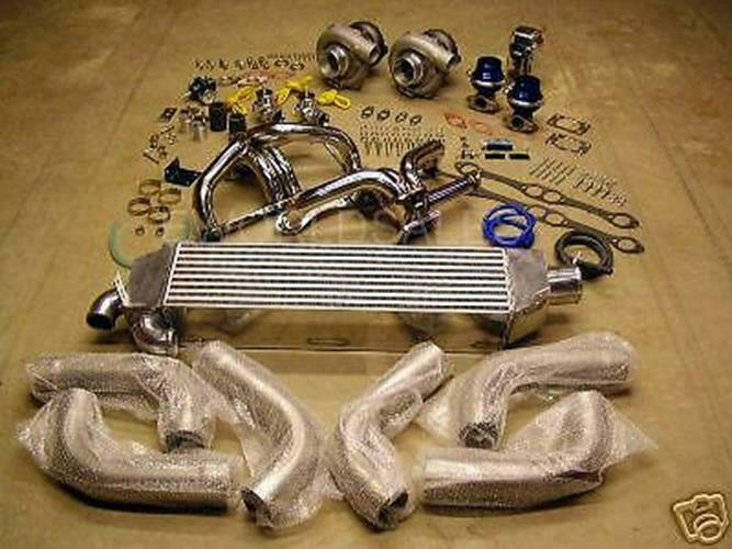 Chevy 350 twin turbo kit - Lookup BeforeBuying