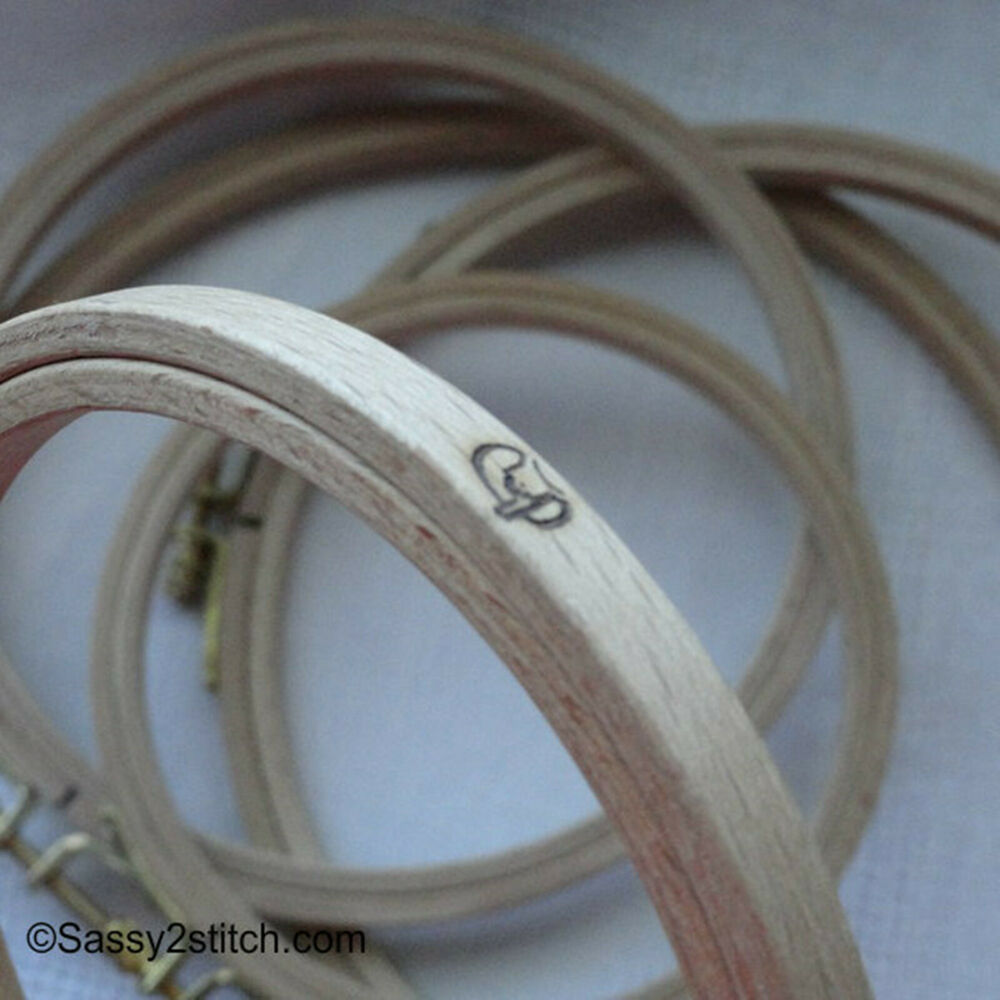 Klass gessmann german embroidery hoops hand or machine