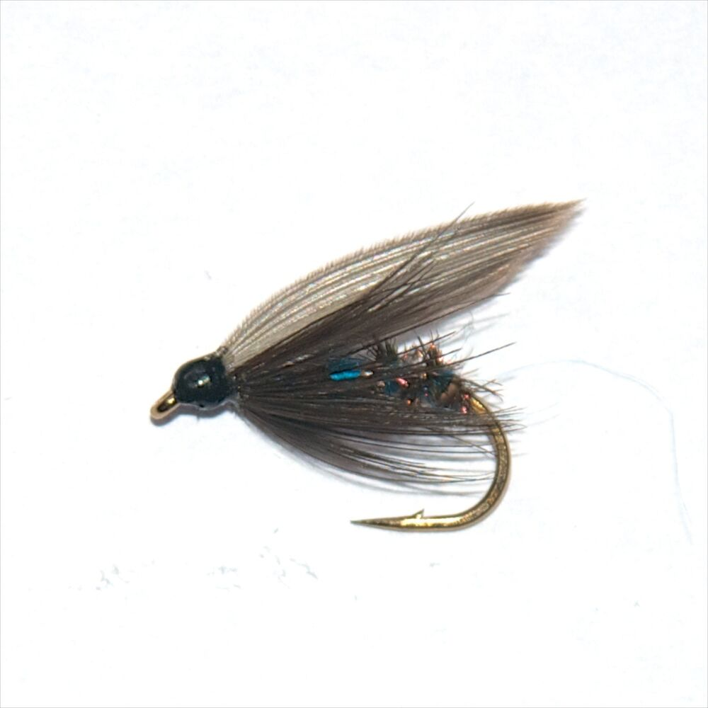 Blue bottle trout grayling wet fly fishing flies by for Wet fly fishing