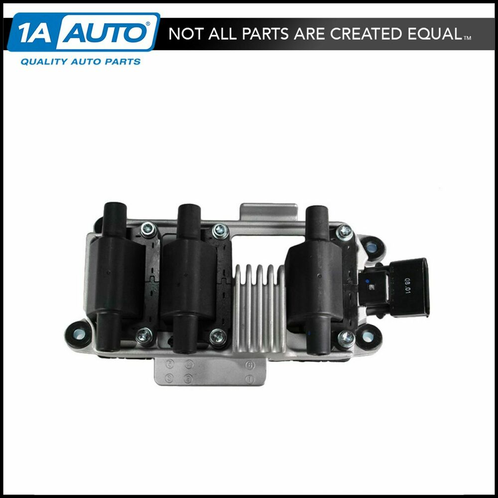 Ignition Coil Pack for Audi A4 A6 VW Passat 2.8L V6 | eBay
