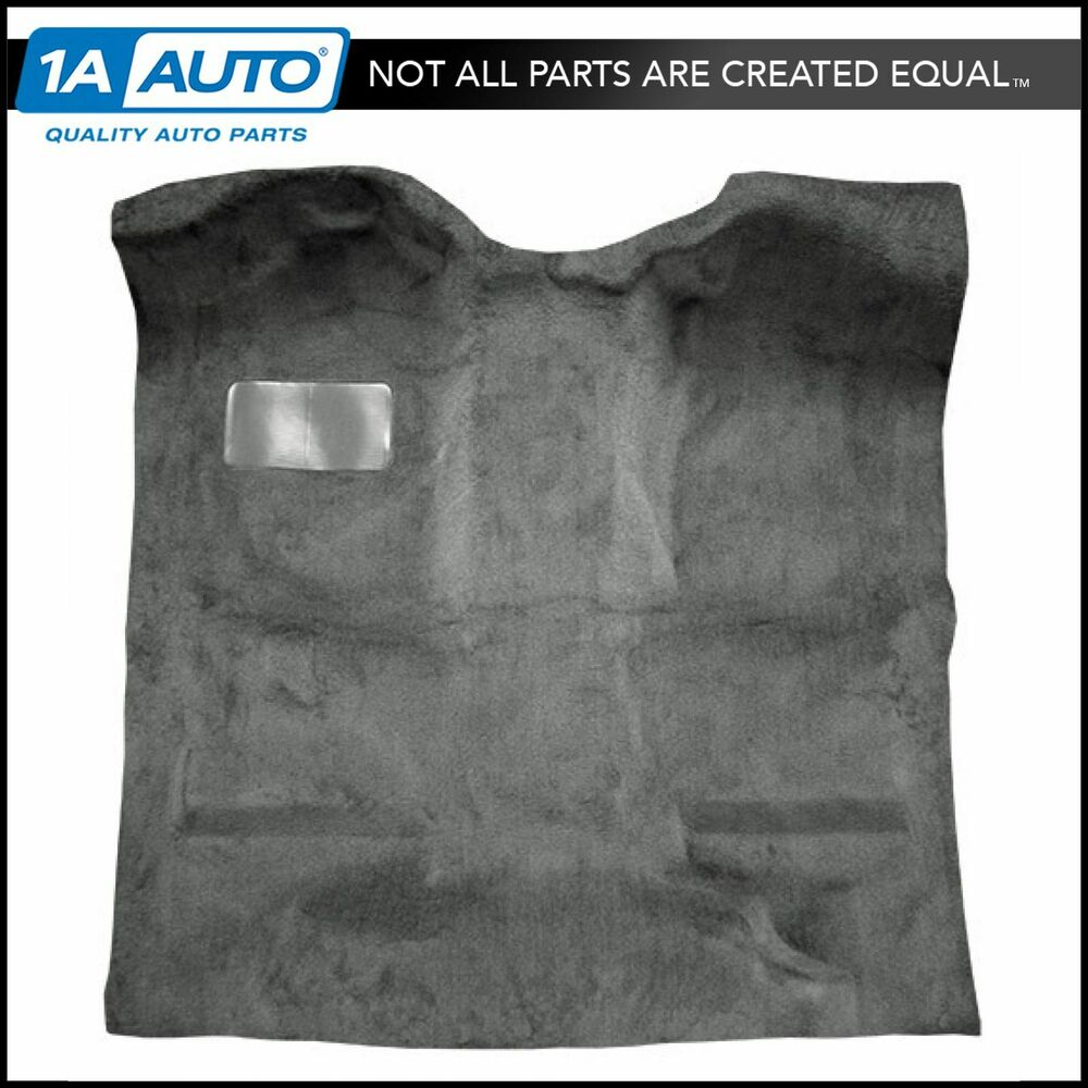 Complete carpet for 99 06 chevy silverado 1500 regular cab ebay