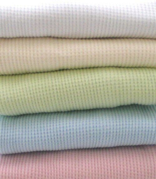 Cotton Waffle Thermal Receiving Baby Blanket By American