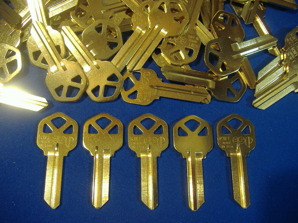 Made In Usa Key Ring Blanks