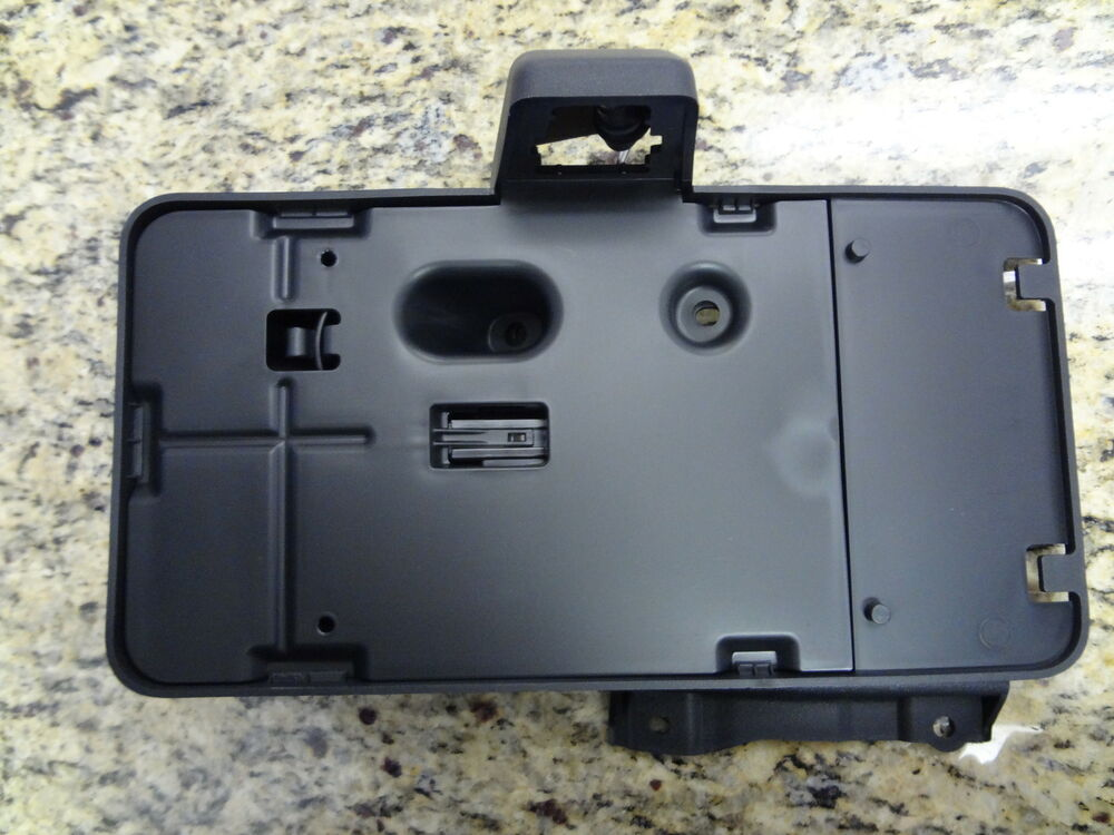 07 14 Jeep Wrangler New License Plate Bracket Housing Rear