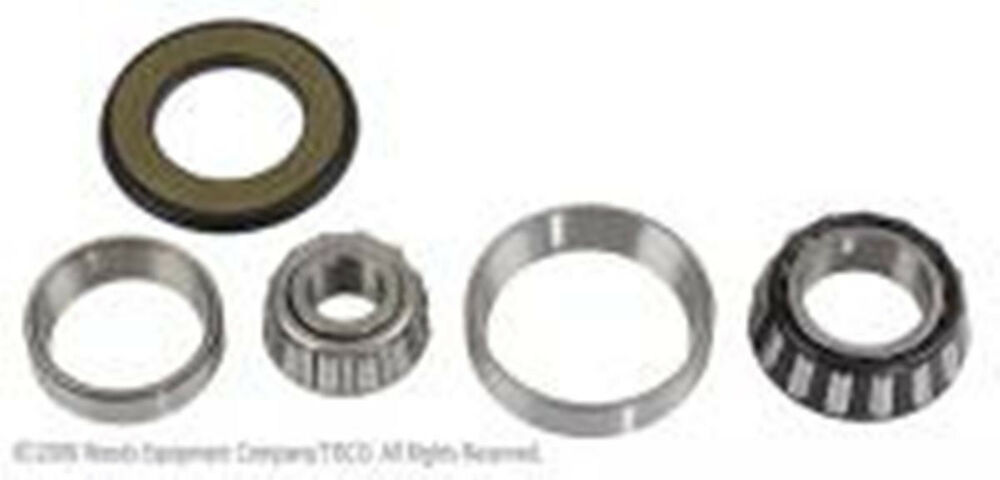 8n Ford Tractor Front Wheel Bearing : Front wheel bearing kit fits ford