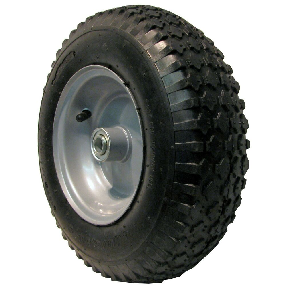 1 4 10x3 50 6 Tire Rim Wheel For Some Yard Carts Go Karts
