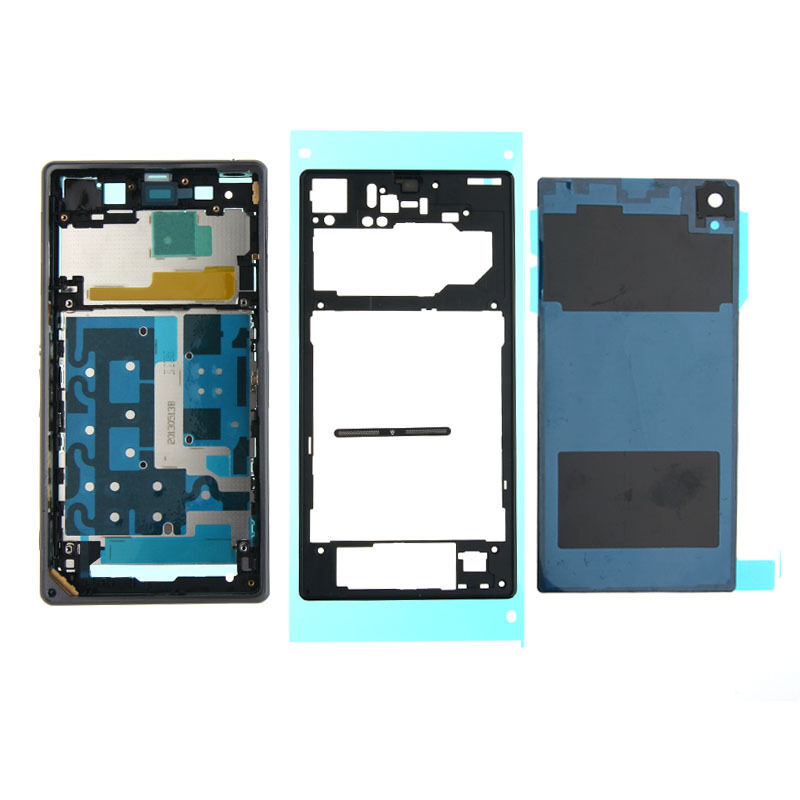 new full housing cover case replacement parts for sony. Black Bedroom Furniture Sets. Home Design Ideas