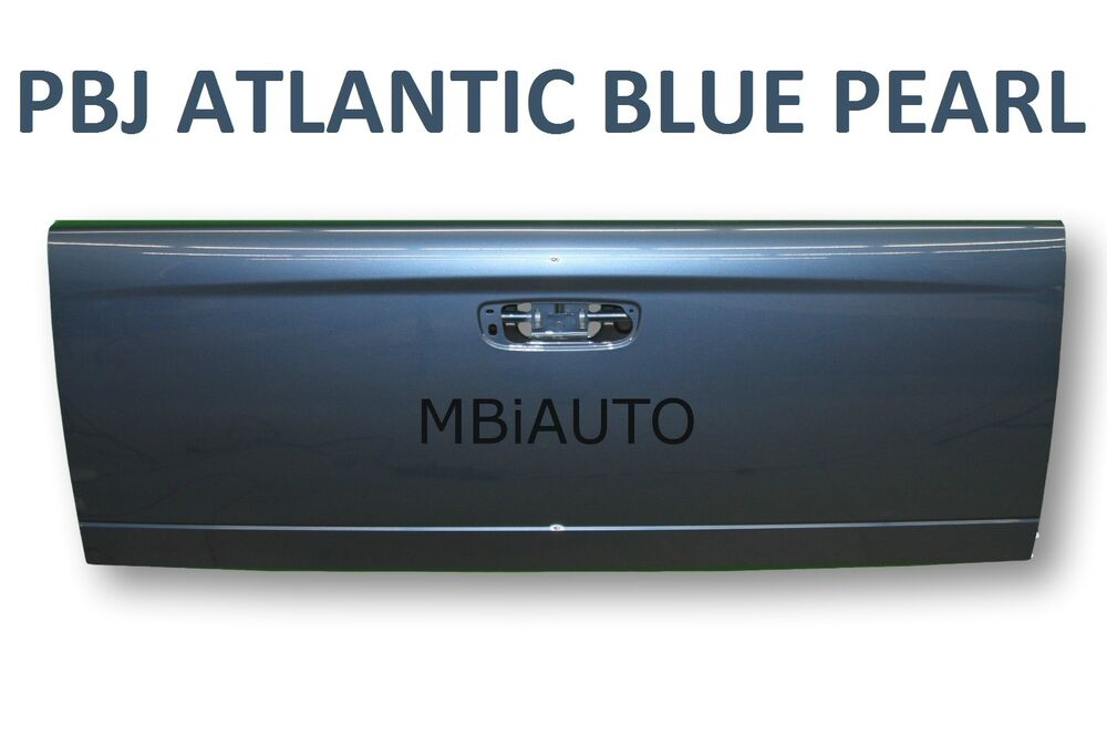 *PAINTED PBJ BLUE* NEW Tailgate For 2002-2009 Dodge Ram