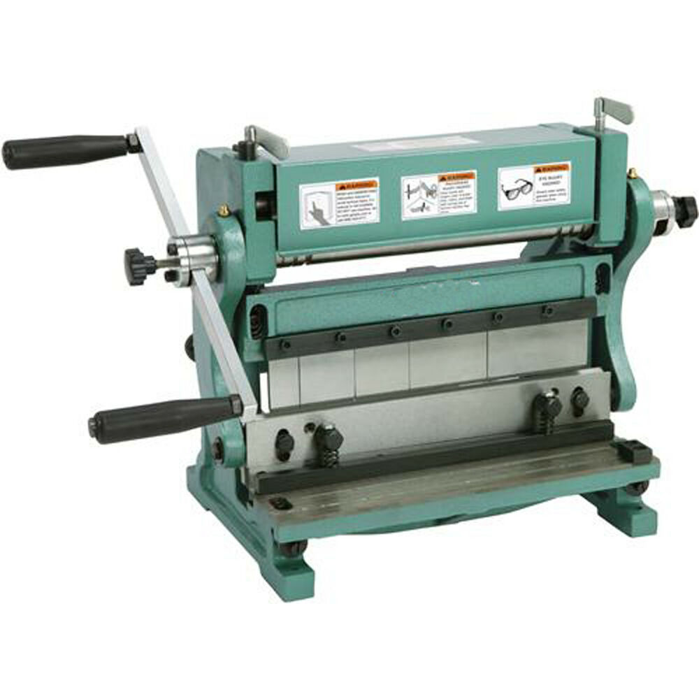 metal shear brake and roll machine