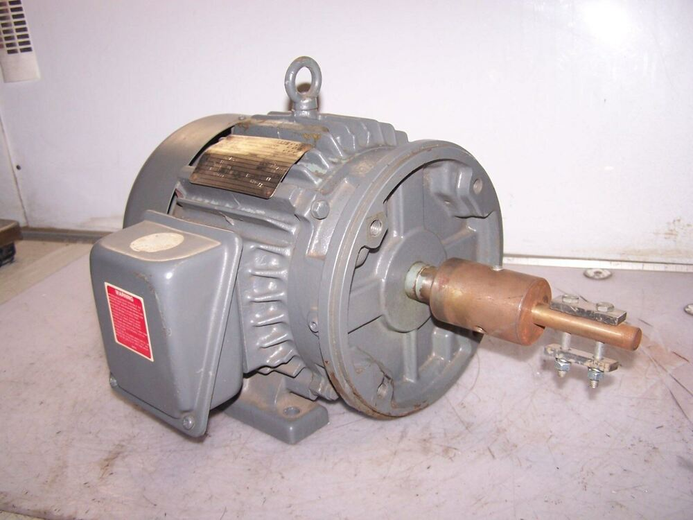 New siemens 1 hp induction motor 230 460 vac 115 rpm 182tc for 1 2 hp induction motor