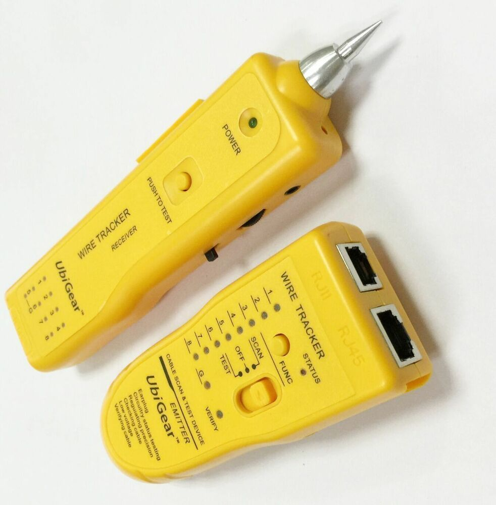 cable generator phone tone probe tracer tracker finder