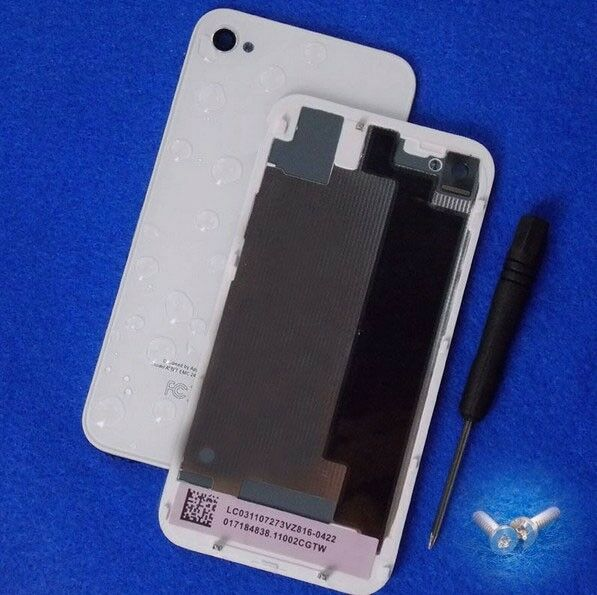iphone 4 glass replacement genuine glass replacement for iphone 4s battery cover 5600