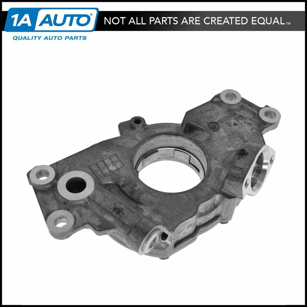 Gm Engine Oil Pump For Buick Cadillac Chevy Gmc Hummer