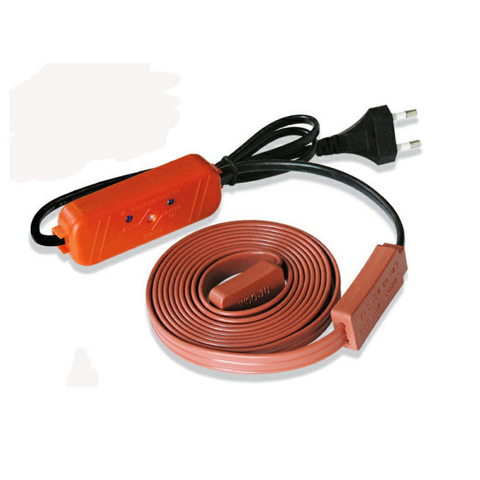 Heating Cord For Pipes : Pipe freeze protection self regulating heating cable