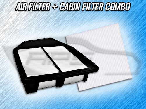 Air Filter Cabin Filter Combo For 2008 2009 2010 2011 Honda Accord 2 4l Only Ebay