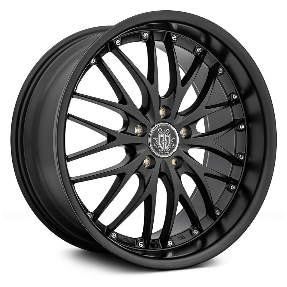 22 Inch Csquared C20 Black Wheels Rims Amp Tires Fit Bmw X5