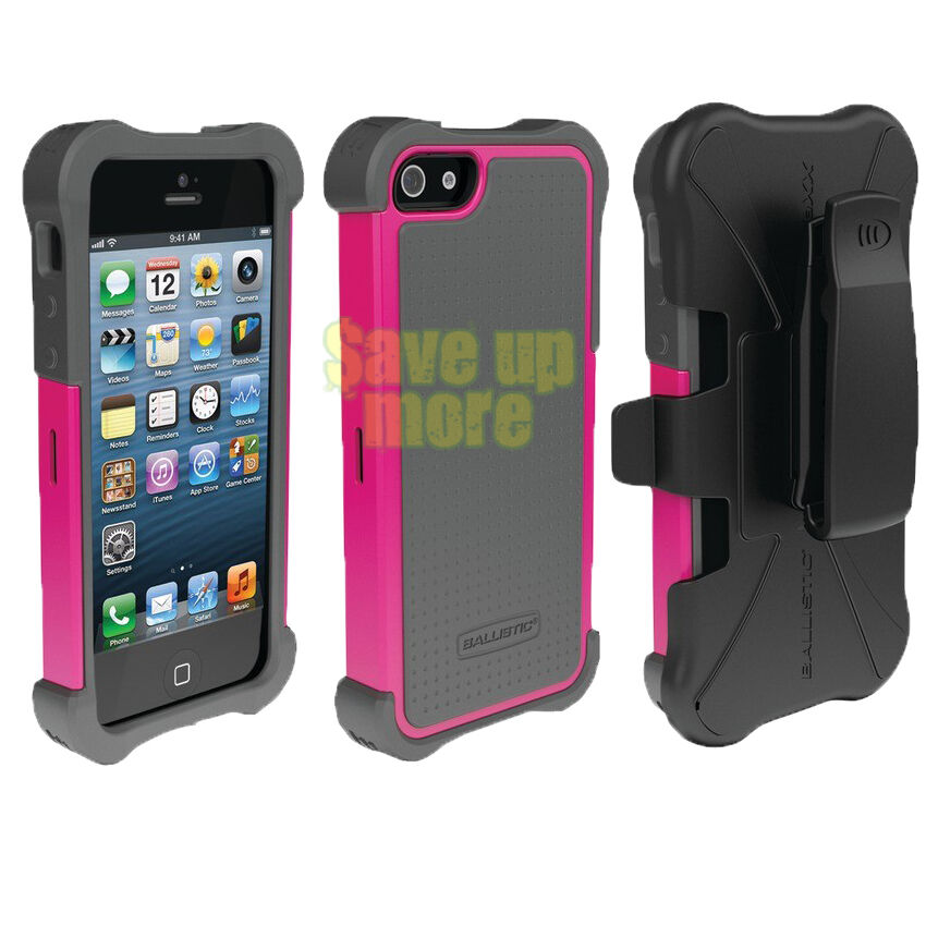 Ballistic Cover For Iphone S