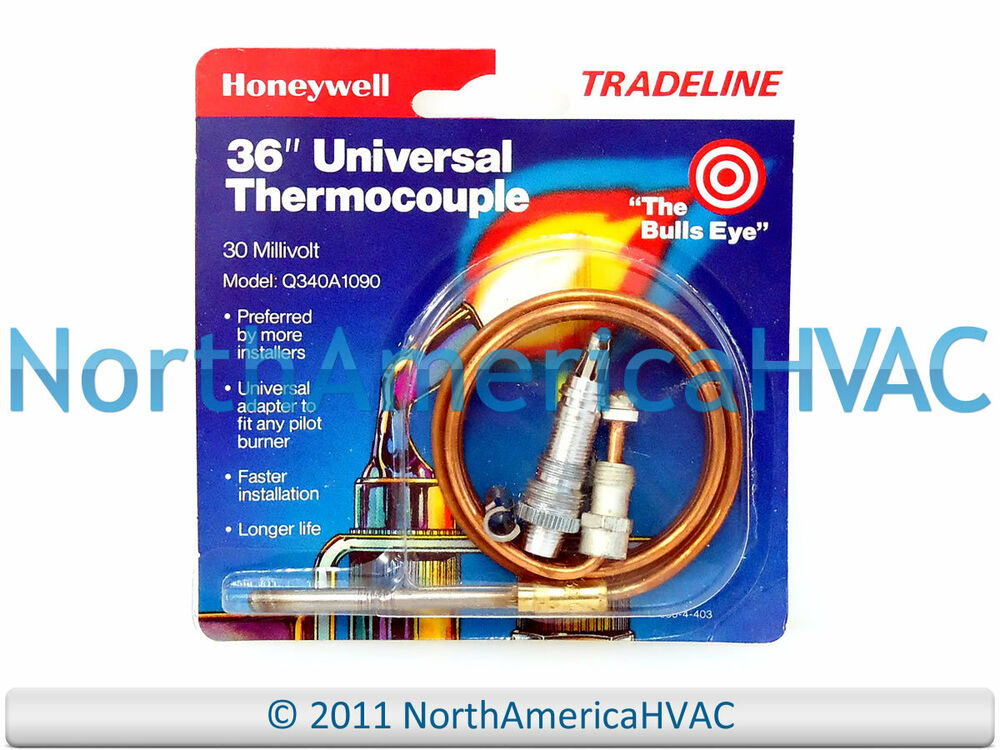 Q340a1090 Honeywell Tradeline Thermocouple 36 Quot Inch Gas