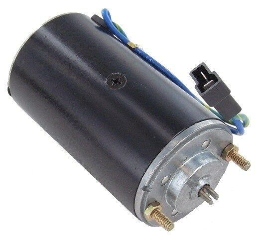 Power tilt trim motor omc johnson evinrude etk4102 new ebay for Tilt trim motor not working