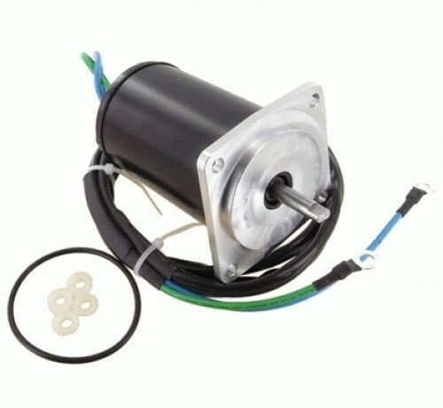 Tilt Trim Motor Yamaha 67f 43880 00 00 2wire 4bolt New Ebay