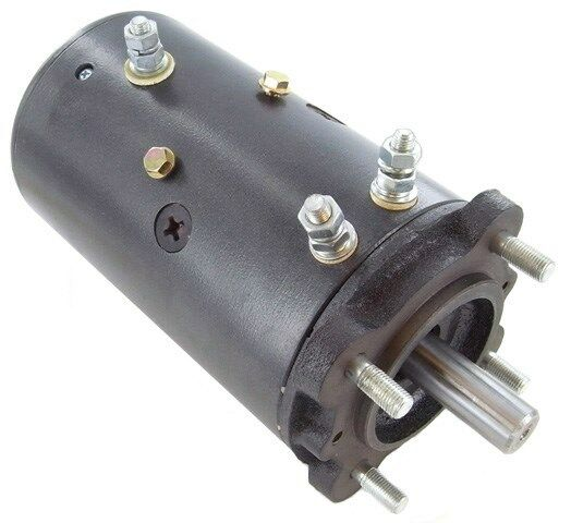 New Ramsey Winch Motor 12v Bi Directional Mbj4407