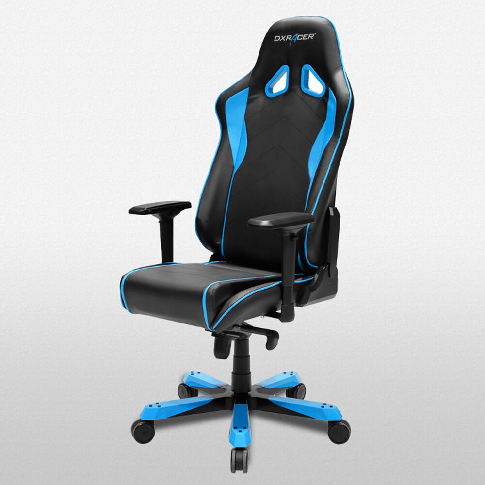 DXRACER OFFICE CHAIRS DF52 NB PC GAME CHAIR RACING SEATS