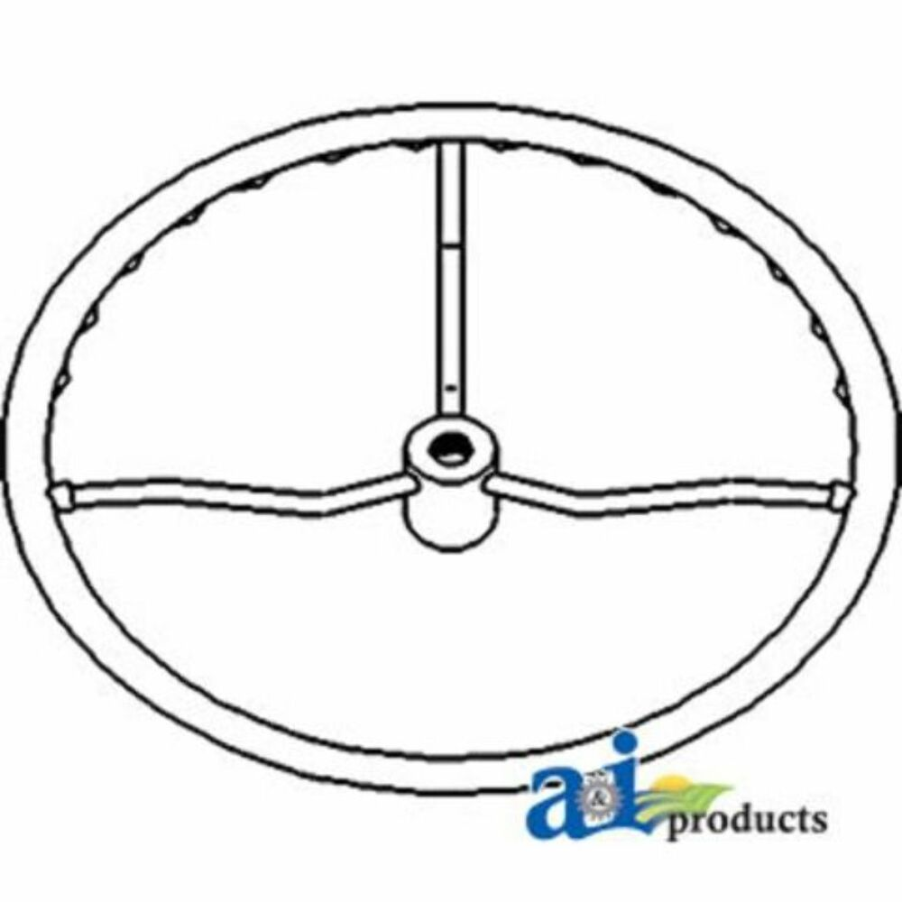 D7nn3600a Steering Wheel 15 Fits Ford New Holland23102600 2810 Tractor Wiring Diagram Model Holland2310260026102810 Ebay