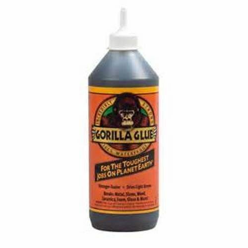 Gorilla Glue Big 500ml Waterproof Adhesive Wood Stone