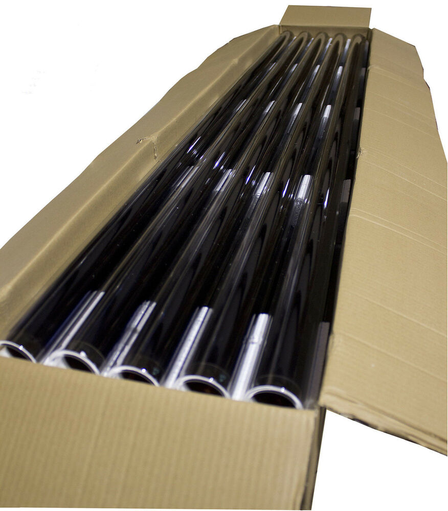 30 Pack Of Evacuated Tubes For Solar Hot Water Heater
