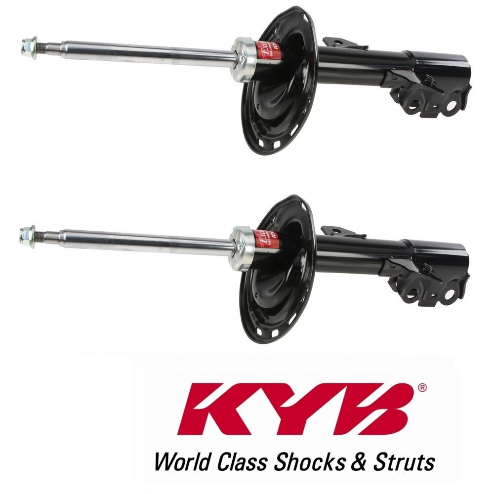 toyota camry 2003 2006 kyb excel g front strut assemblies suspension kit ebay. Black Bedroom Furniture Sets. Home Design Ideas