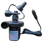 3800Pa DC 12V Electric Air Pump Inflator Deflate For Airbed Air Mattress Boat