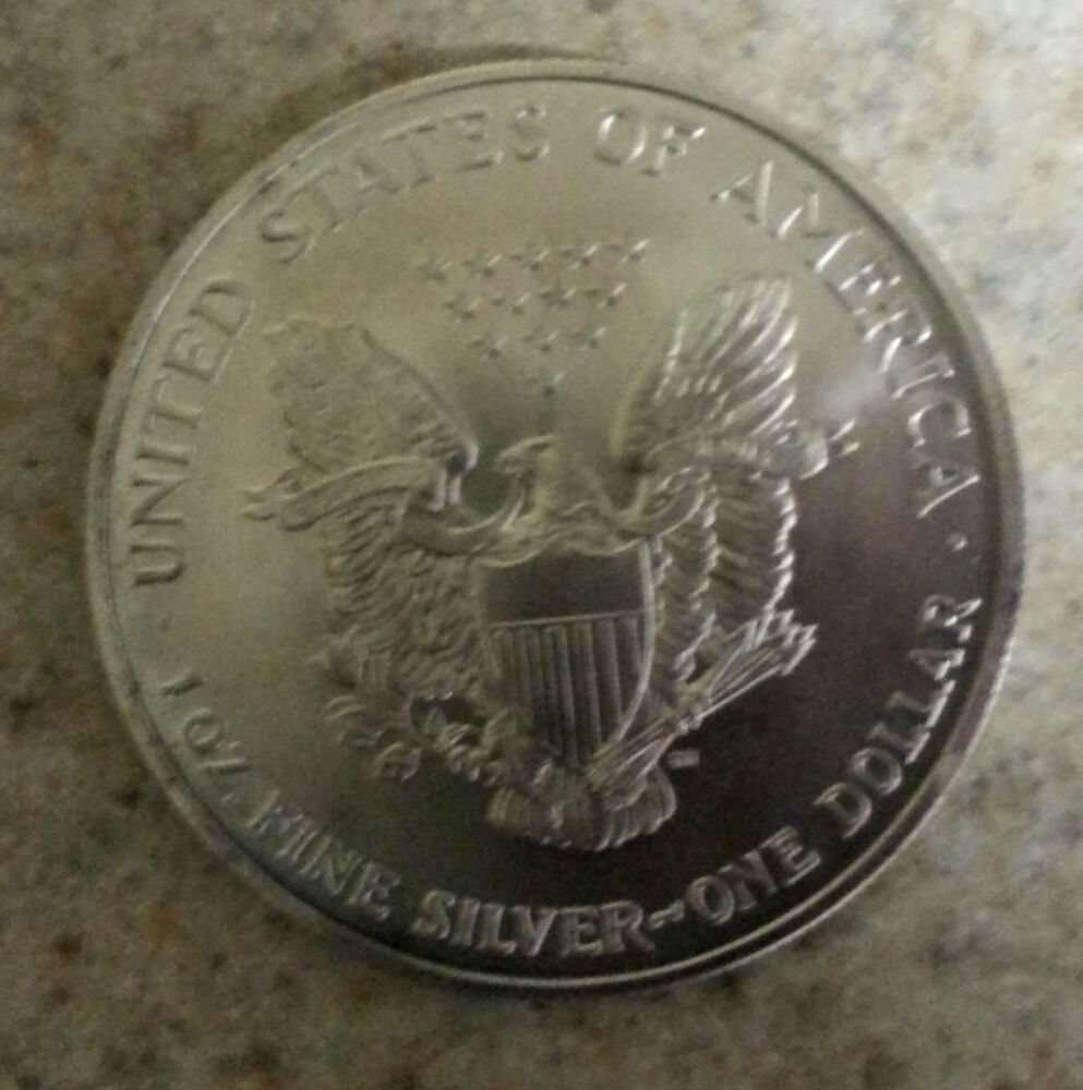 2002 Liberty Walking American Silver Eagle Dollar Coin