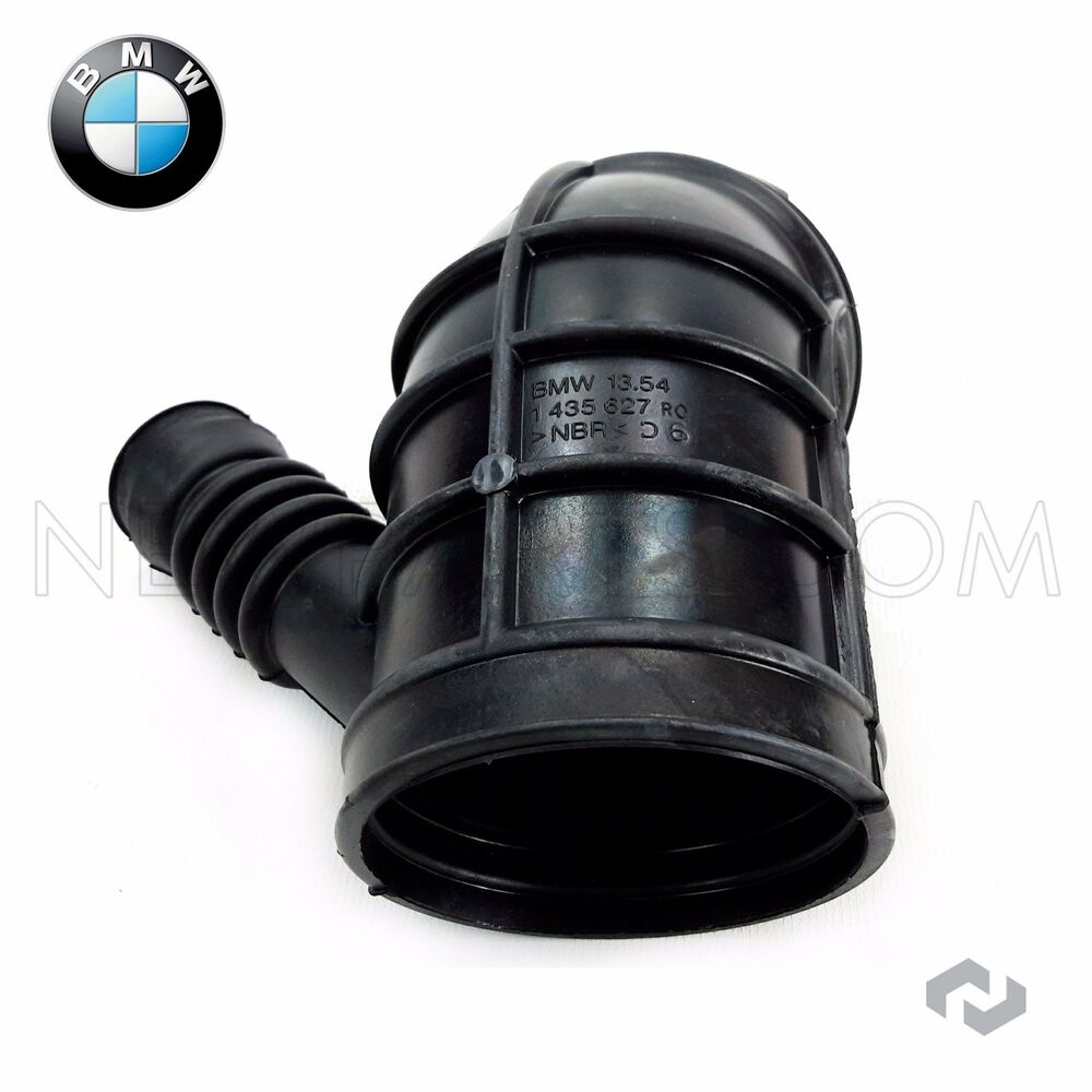New Bmw Genuine Air Intake Boot E39 E46 Z3 323i 325i 325xi