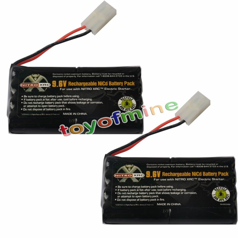 2x ni cd 2400mah rechargeable battery pack tamiya connector ebay. Black Bedroom Furniture Sets. Home Design Ideas