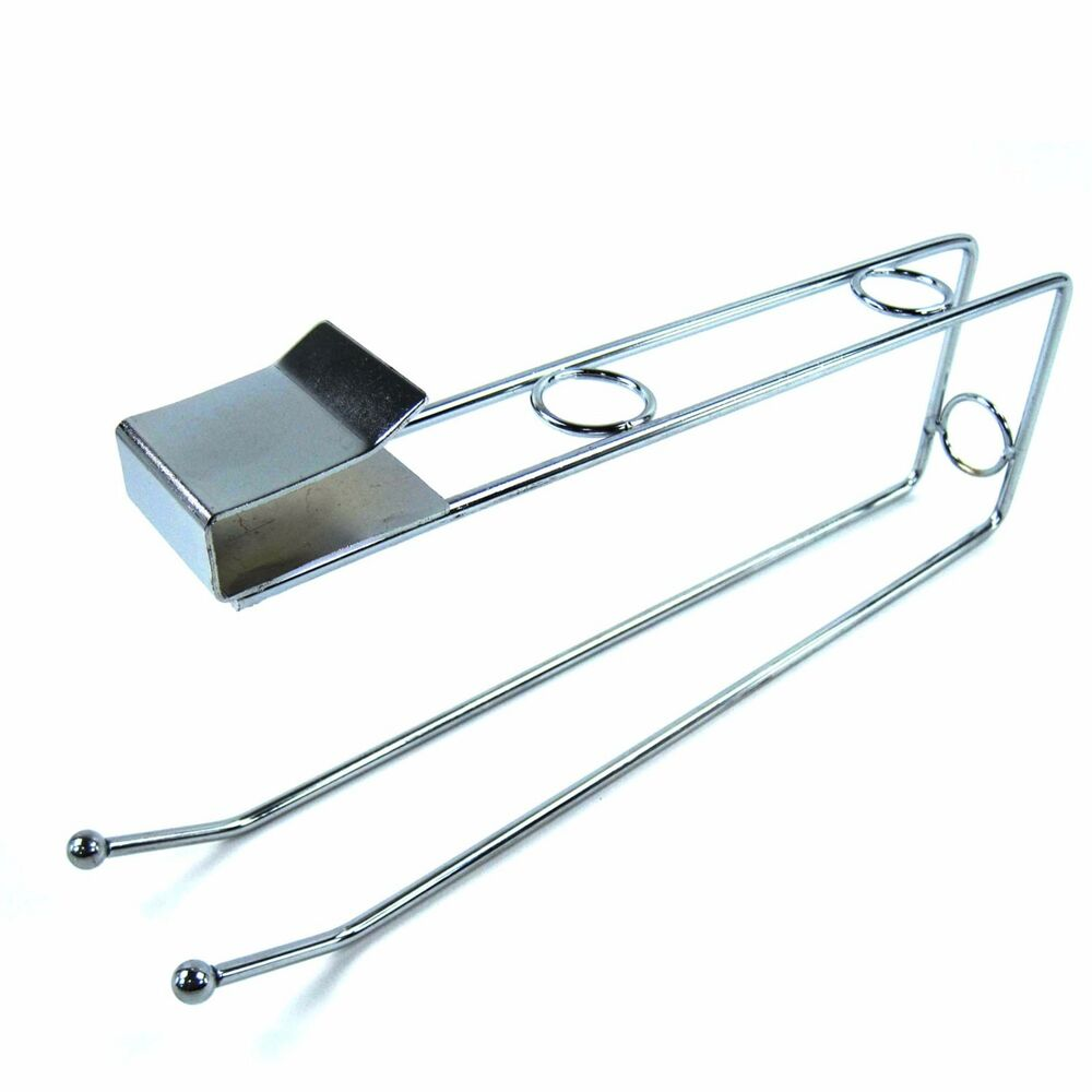 stainless multi uses sink cabinet kitchen towel holder