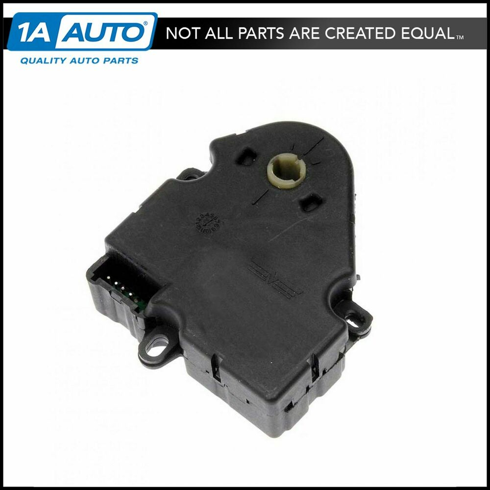 heater temperature blend door actuator motor for jeep