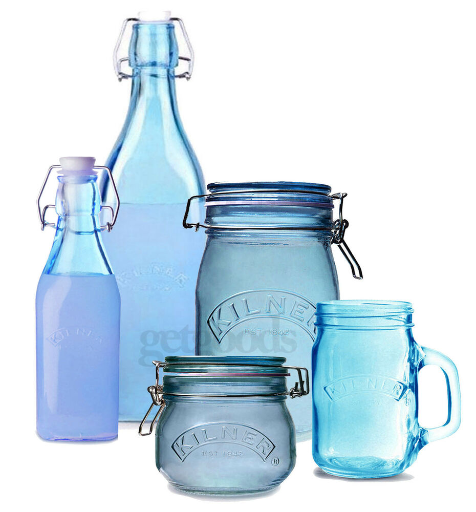 Pots with Glass Bottles