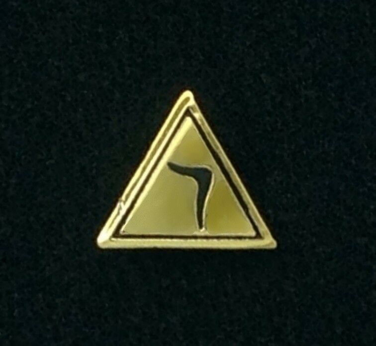 Masonic Scottish Rite 14th Degree Lapel Pin 14 Lp Ebay