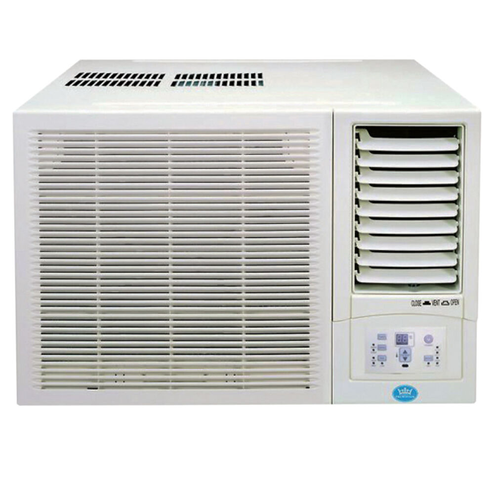 Prem i air 12000 btu window unit air conditioner with for 12000 btu window ac with heat
