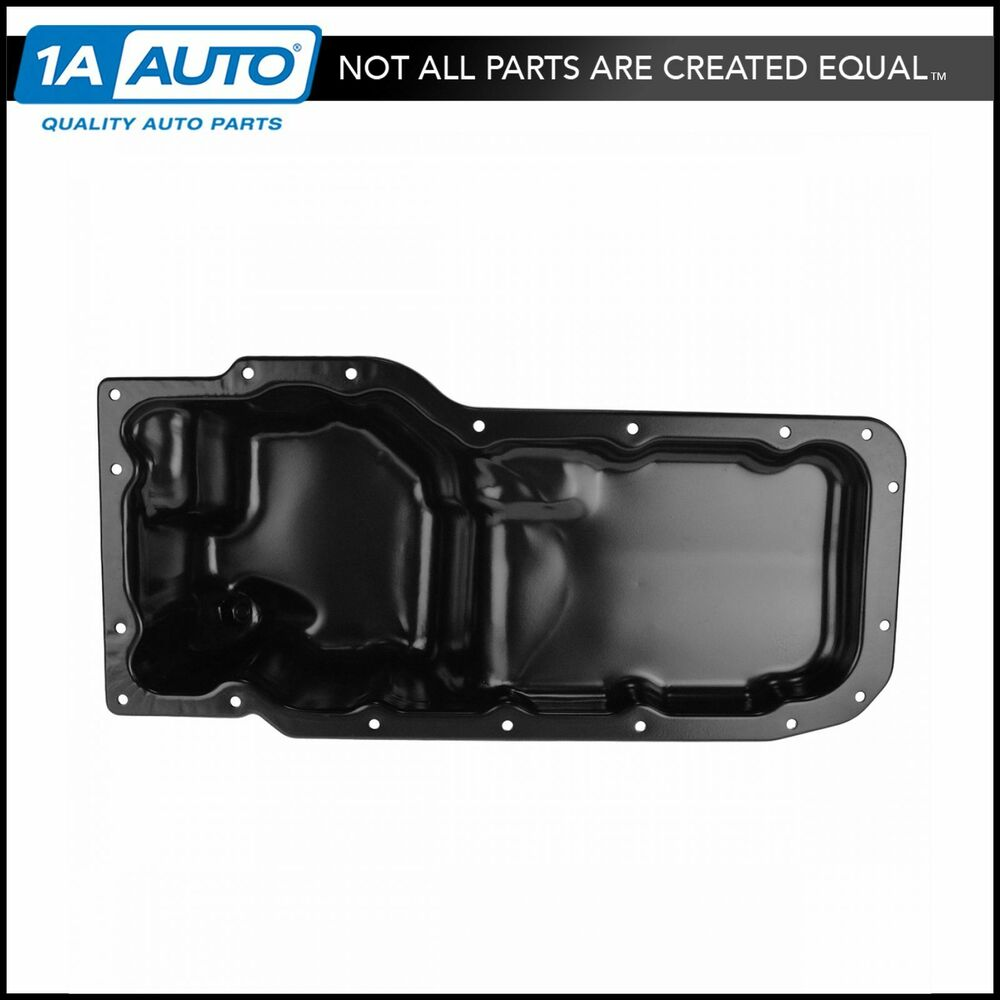 dorman engine oil pan for dodge ram 1500 jeep grand cherokee v8 ebay. Black Bedroom Furniture Sets. Home Design Ideas