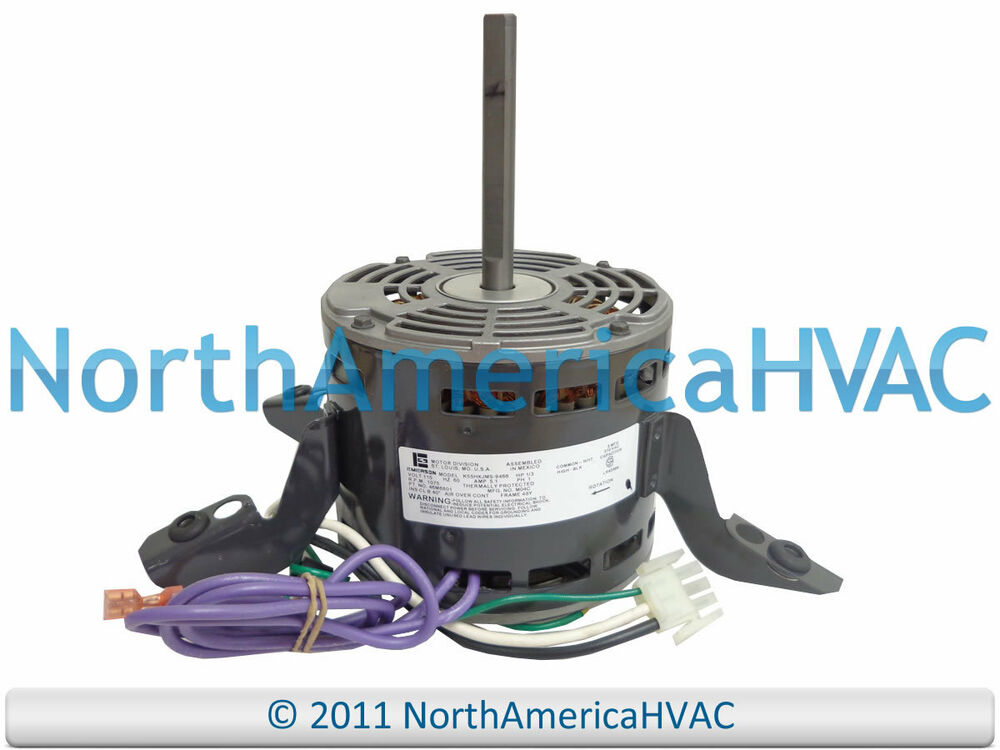 Oem lennox armstrong 1 3 hp 115 furnace blower motor for Fan motor for lennox air conditioner
