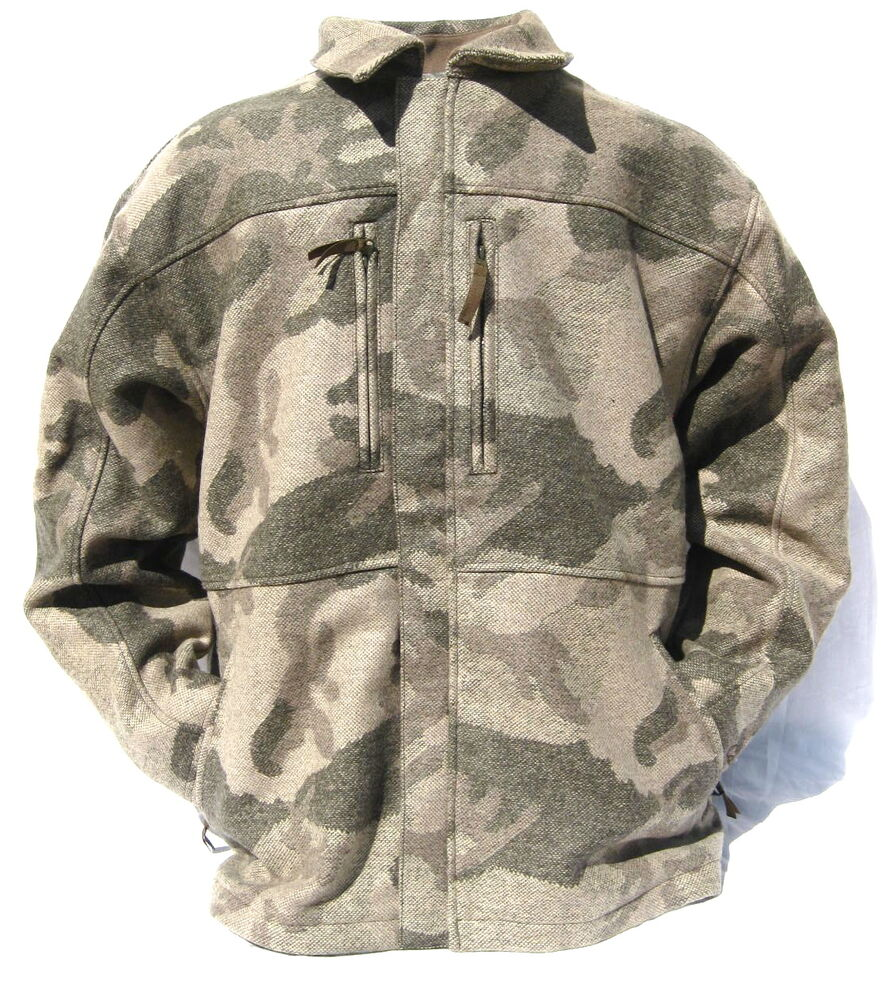 Cabela S Men S Outfitter S Wool Shirt Jac Ws Hunting