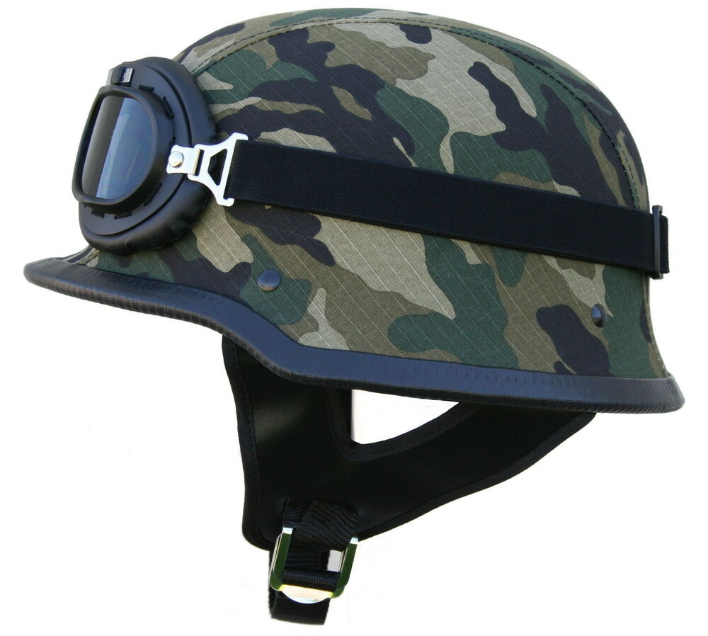 motorradhelm brille camouflage gr xl tarn helm dnepr. Black Bedroom Furniture Sets. Home Design Ideas