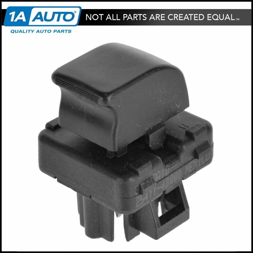 power window switch rh right passenger side for nissan
