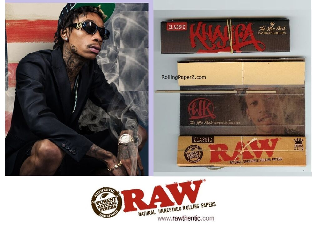 Wiz Khalifa Rolling Papers