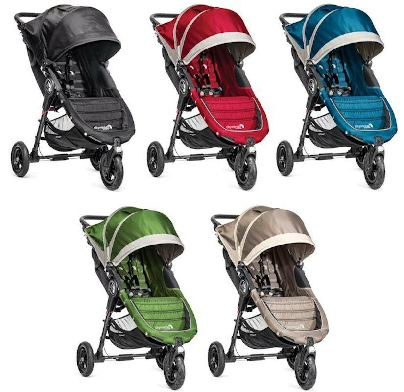 Baby Jogger City Mini Gt Compact All Terrain Stroller New
