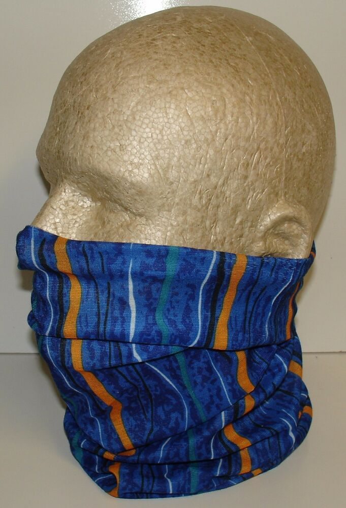 how to make a balaclava with a scarf